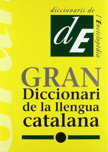 9788441227903: Gran diccionari de la llengua catalana (Diccionaris de l'Enciclopèdia) (Catalan Edition)