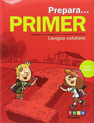 9788441230132: Prepara... Primer. Llengua catalana (Quaderns estiu) - 9788441230132