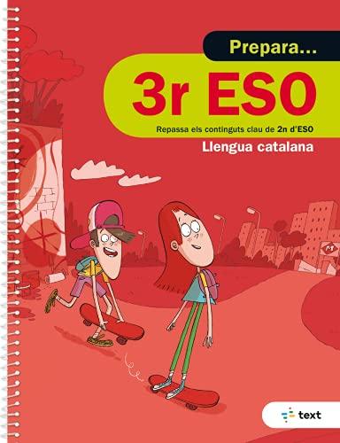 9788441230378: Prepara 3r ESO Llengua catalana (Quaderns estiu) - 9788441230378