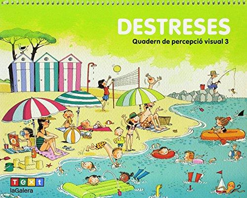 9788441230576: Destreses. Quadern de percepció visual 3 (Imagina) - 9788441230576