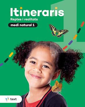 9788441233300: Itineraris. Medi natural 1