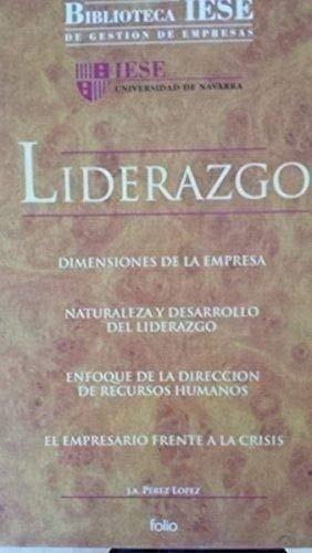9788441306110: Liderazgo