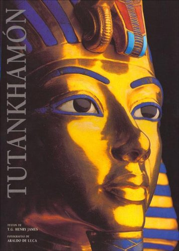 Tutankhamon (Spanish Edition): James, Henry T.