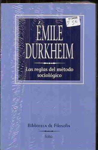 9788441318434: Las Reglas del Metodo Sociologico (Spanish Edition)