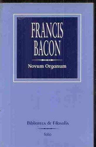 9788441318564: Novum Organum (Spanish Edition)