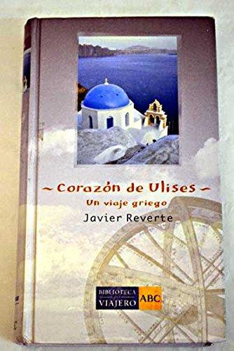 9788441319721: Corazón de Ulises: un viaje griego