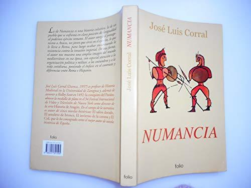 9788441321595: Numancia