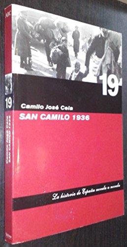 9788441321755: San Camilo. 1936