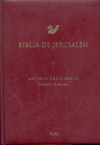 9788441321816: Biblia de Jerusalén vol. I - IV (La Biblia y los grandes libros de la religión)