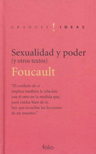 9788441321953: Sexualidad y poder: Y otros textos (Grandes ideas)