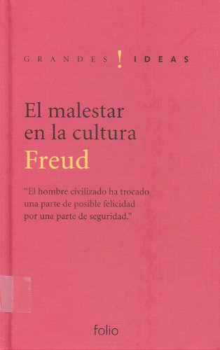 9788441321991: Malestar en la cultura, El