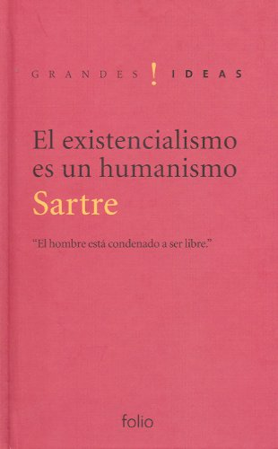 9788441322004: El existencialismo es un humanismo (Grandes ideas)