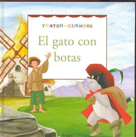 9788441323919: El gato con botas (Teatro cuentos)