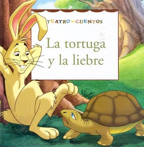 9788441324046: La tortuga y la liebre (Teatro cuentos)
