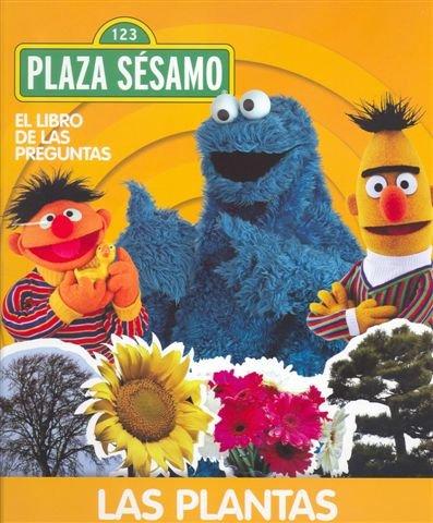 9788441325029: El libro de las preguntas de Barrio Ssamo: Las plantas (El libro de las preguntas de Barrio Sésamo)