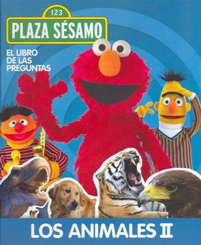 9788441325036: El libro de las preguntas de Barrio Ssamo: Los Animales II (El libro de las preguntas de Barrio Sésamo)