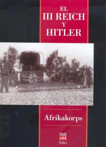 9788441327139: Afrkikakorps (El III Reich y Hitler)