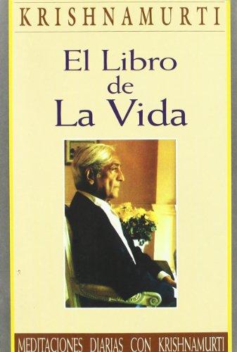 9788441401075: Libro De La Vida, El (Obras de Krishnamurti)