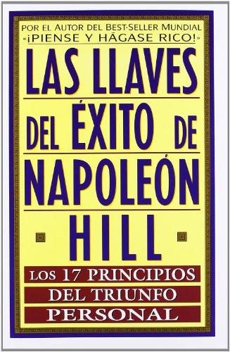 9788441401112: Llaves Del Exito De Napoleon Hill, Las (Temas de superación personal)