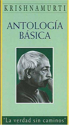 AntologÃa básica: Krishnamurti