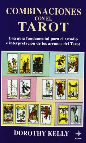 9788441402720: Combinaciones De Las Cartas Del Tarot (Tabla de Esmeralda)