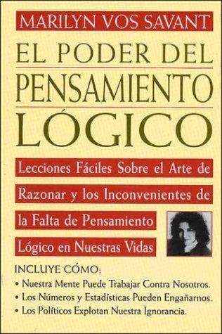 9788441402768: El poder del pensamiento logico (Biblioteca De Psicologia)