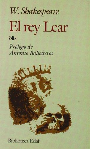9788441402980: Rey Lear, El (Biblioteca Edaf)