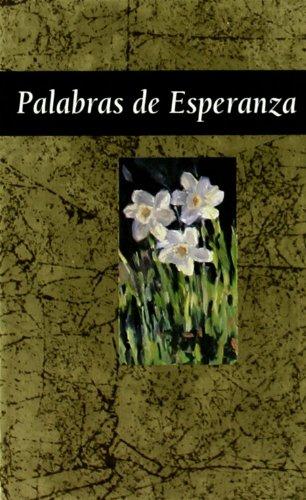 9788441403451: Palabras De Esperanza (Libro Regalo (edaf))