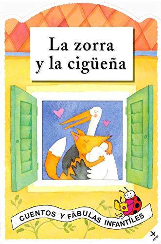 9788441403918: Zorra Y La Cigueña, La (Cuentos y Fábulas Infantiles)