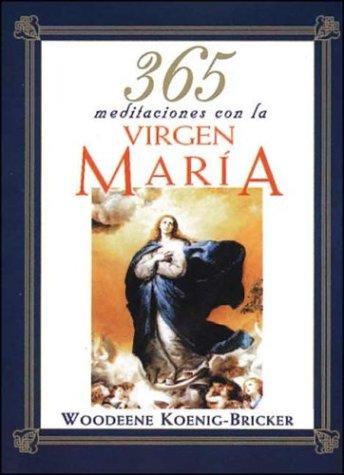 9788441404038: 365 meditaciones con la Virgen María