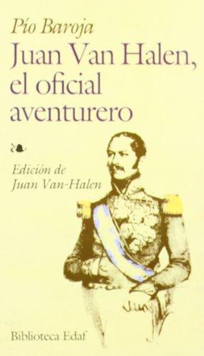 9788441404069: Juan Van Halen, El Oficial Aventurero (Biblioteca Edaf)