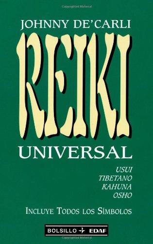 9788441405479: Reiki universal (Spanish Edition)