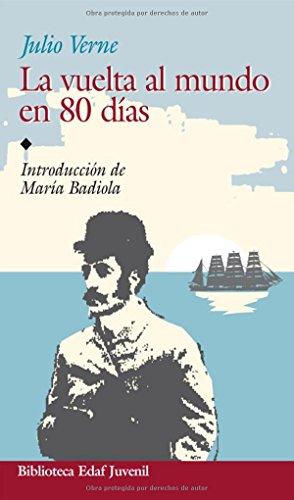 9788441406254: Vuelta Al Mundo En 80 Dias, La (Biblioteca Edaf Juvenil)