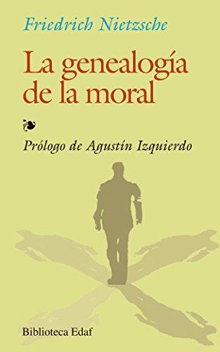 9788441407688: La genealogia de la moral (Biblioteca Edaf) (Spanish Edition)