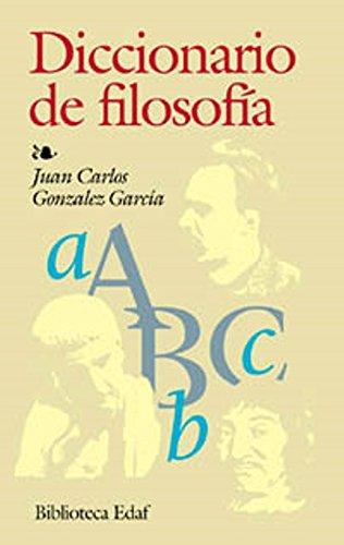 9788441407909: Diccionario De Filosofia (Biblioteca Edaf)