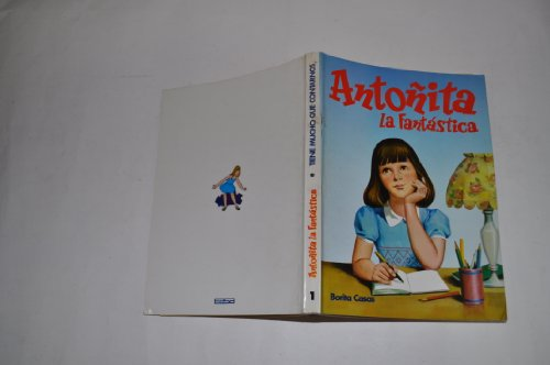 9788441407947: Antonita La Fantastica (Spanish Edition)