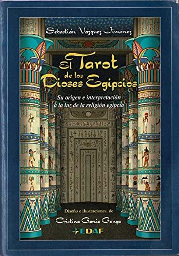 9788441408128: El tarot de los dioses egipcios