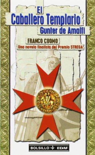 9788441408616: Caballero Templario-gunter De Amalfi (Spanish Edition)