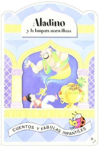9788441409354: Aladino Y La Lampara Maravillosa (Cuentos y Fábulas Infantiles)