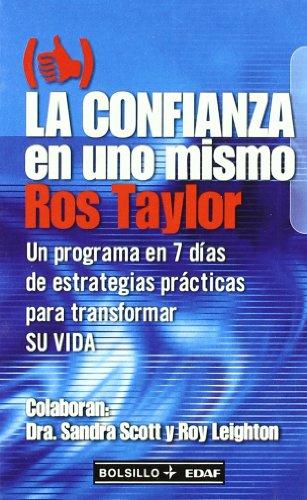 9788441409446: La Confianza En Uno Mismo (Bolsillo Edaf) (Spanish Edition)