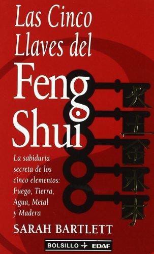 9788441409859: Cinco llaves del feng-shui, las (Biblioteca Edaf De Bolsillo)