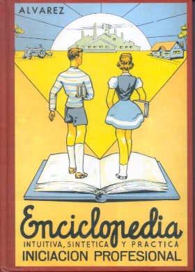 9788441410008: Enciclopedia Alvarez-Iniciacion Profesi. (Biblioteca Del Recuerdo)