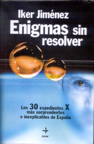 9788441410275: Enigmas Sin Resolver-Cartone (Spanish Edition)