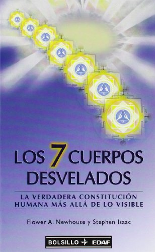 9788441410930: Los 7 cuerpos desvelados: La verdadera constitución humana más allá de lo visible (EDAF Bolsillo)
