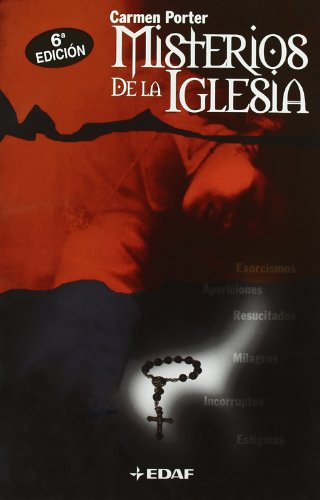 Misterios DE La Iglesia (Mundo Magico y Heterodoxo) (Spanish Edition): Carmen Porter