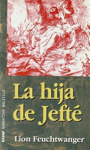 9788441411296: La hija de Jefté (EDAF Bolsillo. Narrativa bolsillo)