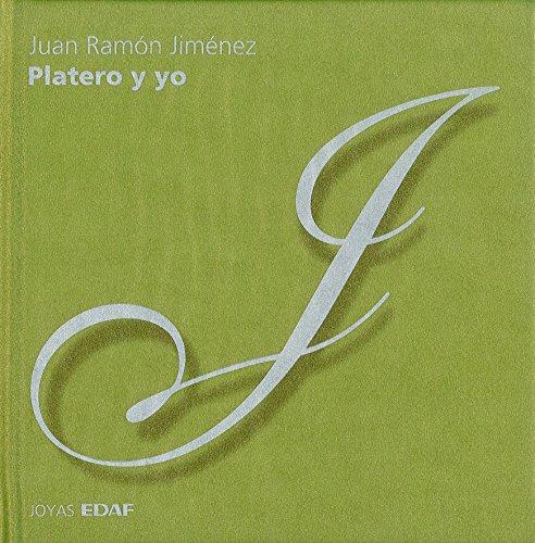 9788441411715: Platero y Yo