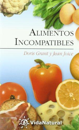9788441412293: Alimentos Incompatibles (Vida Natural (edaf))