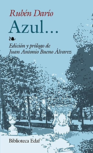 9788441413344: Azul (Biblioteca Edaf)