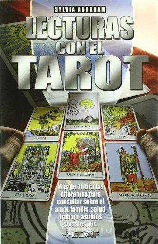 9788441413450: Lecturas Con El Tarot (La Tabla De Esmeralda)